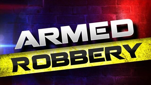Armed robbery at Columbia Sonic Restaurant