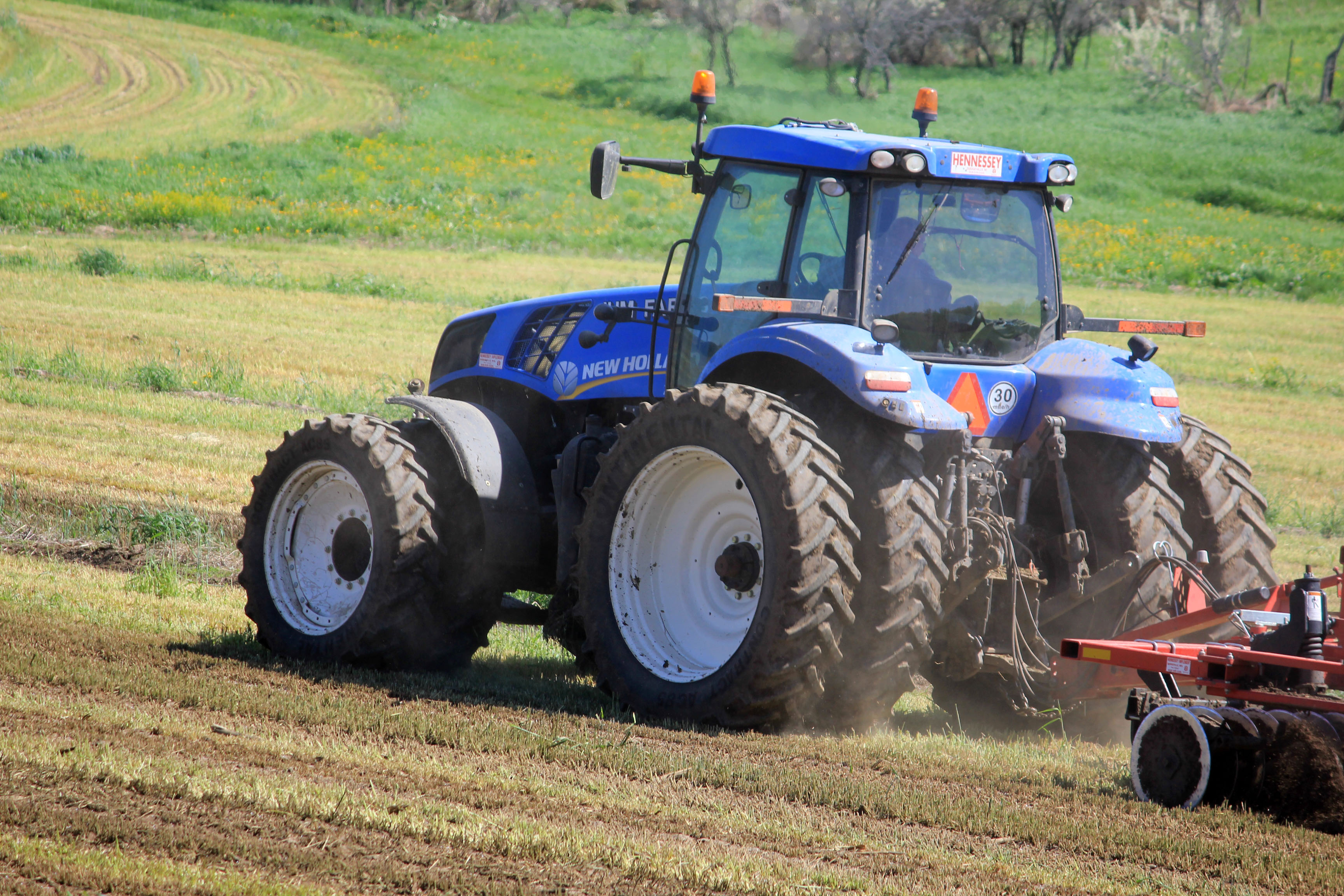 Tips for keeping equipment running smoother this spring