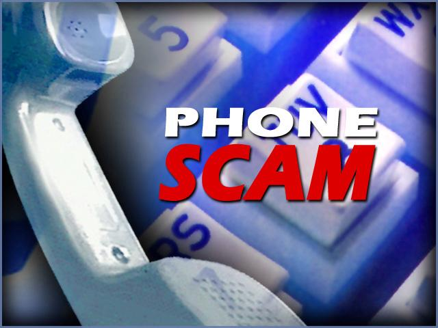 Possible Chillicothe phone scams