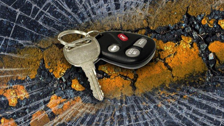 Crash on private property injures Macon man