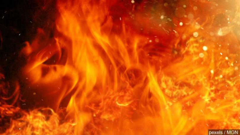 Officials estimate 75 acres burned in Adair County wildfire