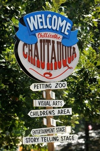 Festival fun for all at Chautauqua in the Park