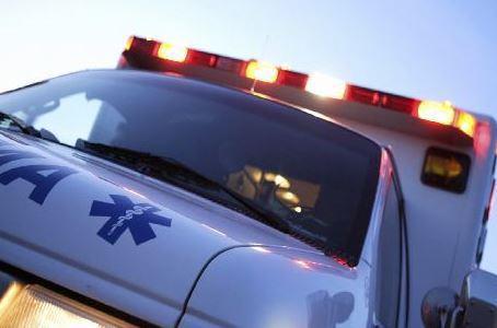 One injured near Gower in overturn