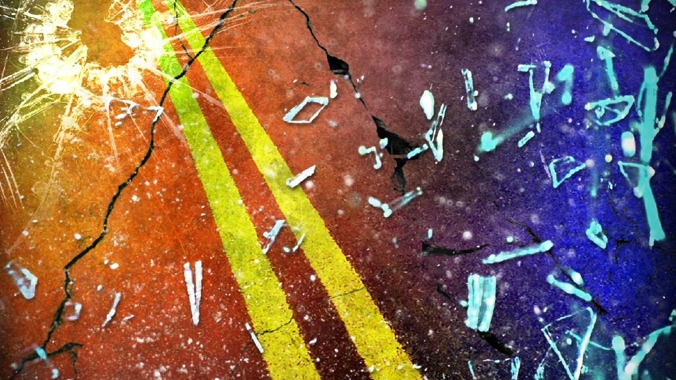 Cameron man seriously injured following crash involving emergency vehicle in Clay County