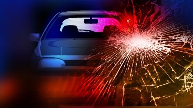 Driver arrested after crash south of Knoxville