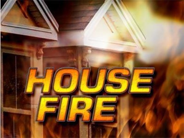 Wood Heights and other agencies are fighting a structure fire