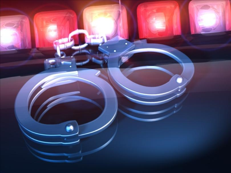 Arrest in Carroll County for illegal drug possession