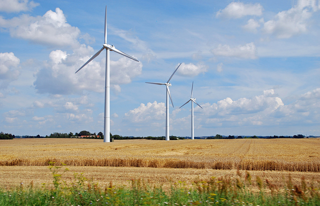 Hearings for wind energy wind up