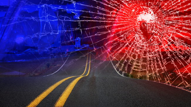 Two injured when driver falls asleep in Clinton County