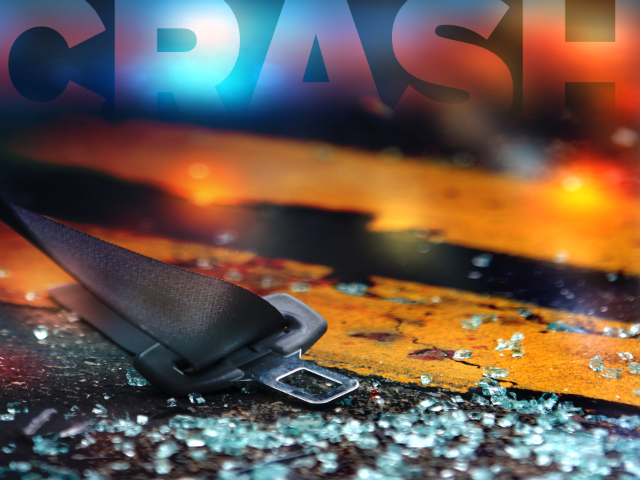 Wreck east of Fairfax leaves Plattsburg driver seriously injured
