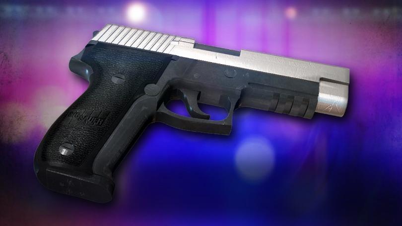Adair County property owner finds handgun in field