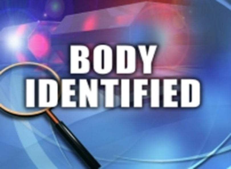 Identity of body found in Trenton confirmed