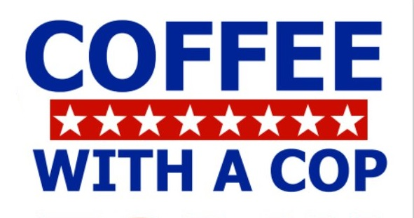 """""""Coffee with a Cop"""" in Trenton Wednesday morning"""
