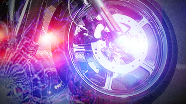 Motorcycle hits deer, ejects Trenton driver