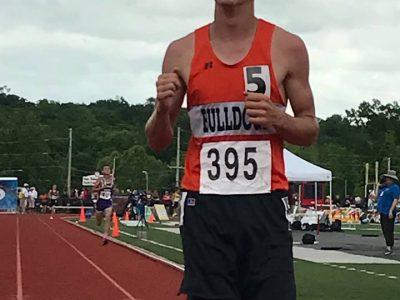 NEWSMAKER–Hardin-Central grad completes historical track & field career