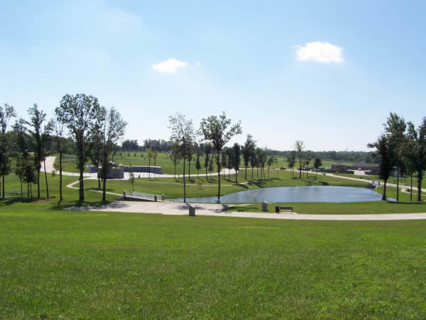 NEWSMAKER — Higginsville Veteran's Cemetery honors service members this Memorial Day
