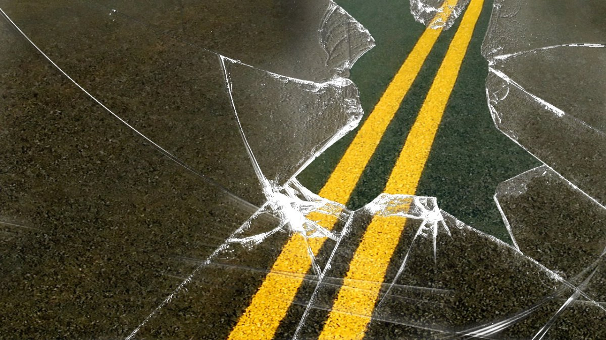 Several injuries result from hill crest crash