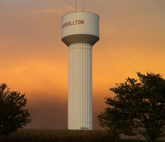 Carrollton regular meeting focuses on airport and wastewater
