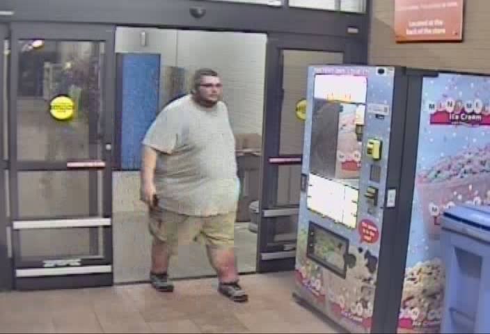 Higginsville Police Department asking public for help in identifying theft suspect