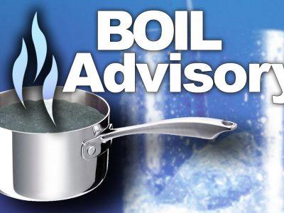 Bosworth under boil advisory due to water main break