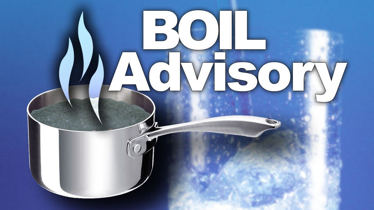 Boil advisory for Bosworth canceled