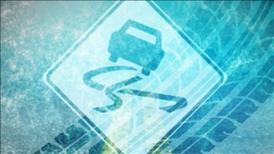 Icy roads cause serious injuries to a driver in Clinton County