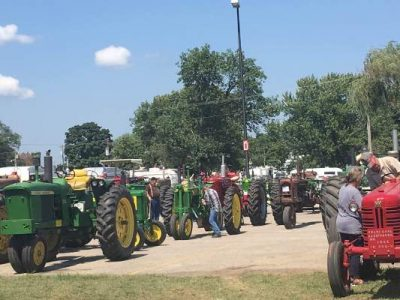 NEWSMAKER — Be wowed by the history of farm machinery at the 'Old & Wow Tractor and Equipment Show'