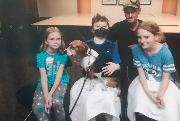 NEWSMAKER — Hope for the Hartwigs, Part 1: Corder boy's heart transplant grants new lease on life