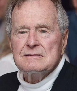 Former President George H. W. Bush has died.