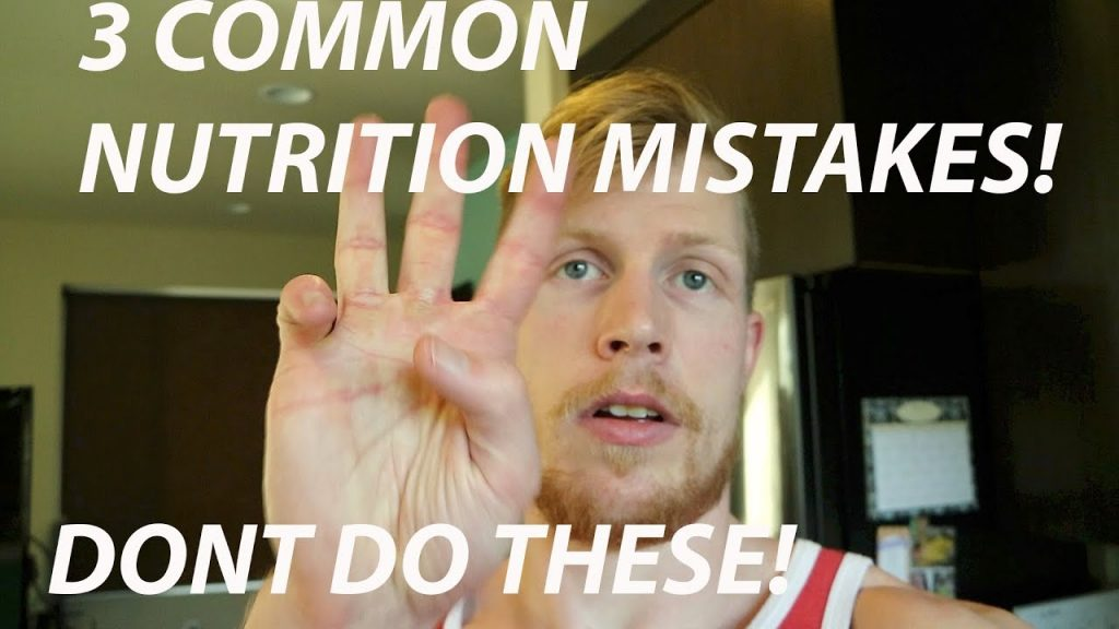 3 COMMON DIET MISTAKES: HOW TO LOSE WEIGHT EATING ANYTHING: EP.8