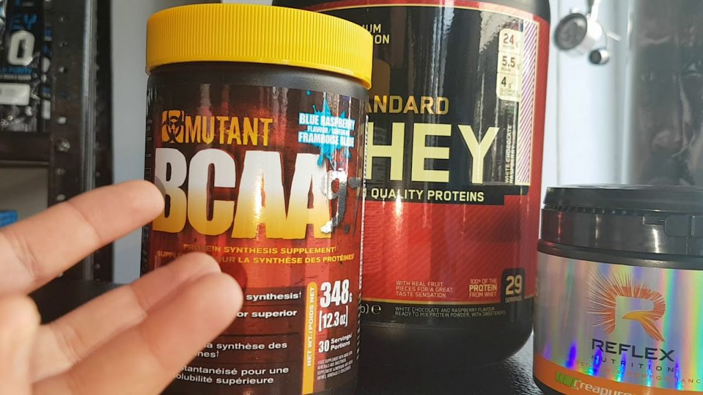 5 MUST HAVE Supplements for Muscle Growth UK