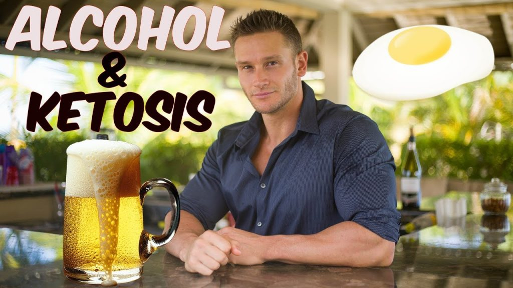 How Alcohol Affects a Ketogenic Diet & Low Carb Diet: Thomas DeLauer