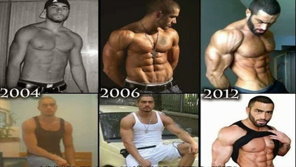 Lazar Angelov Transformation-Workout-Diet Plan-Before After