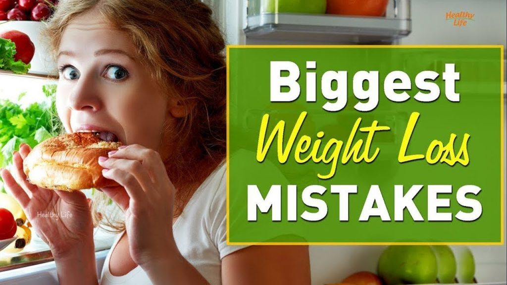 Weight loss | Reasons Why You Can't Lose Weight | Diet Mistakes | Healthy Life