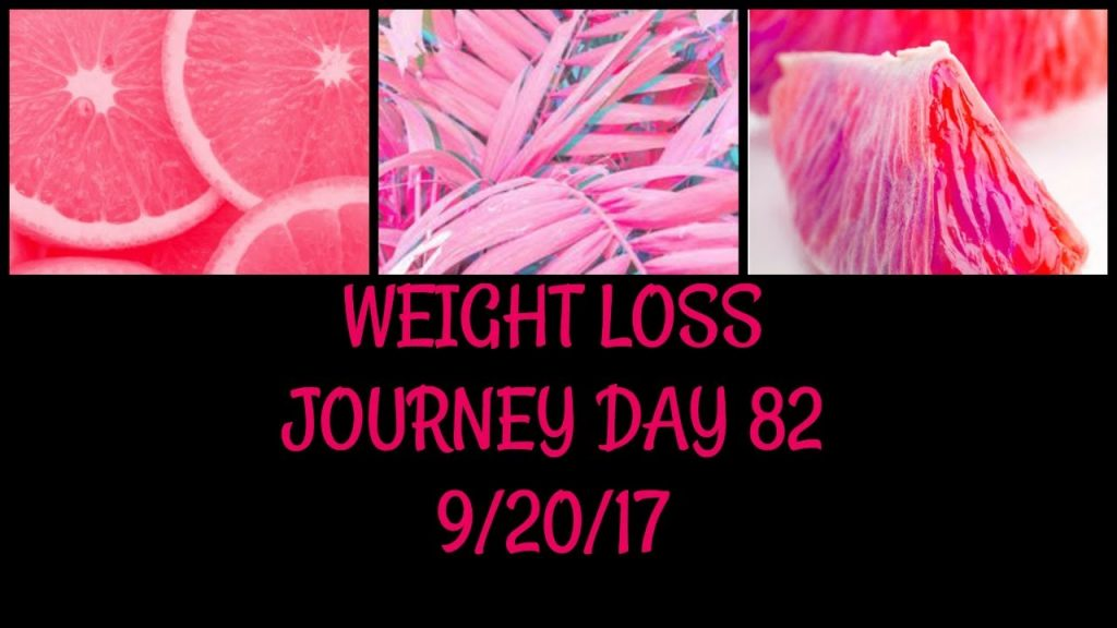 WEIGHT LOSS JOURNEY DAY 82 | LOW CARB DIET | 9/20/17