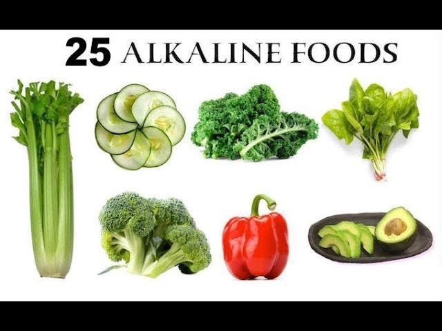 The Top 25 Alkaline Foods on the Planet (Eat more to prevent cancer, obesity and heart disease)