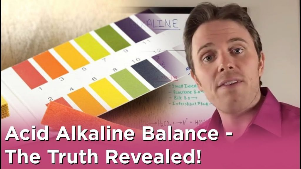 Acid Alkaline Balance – The Truth Revealed!