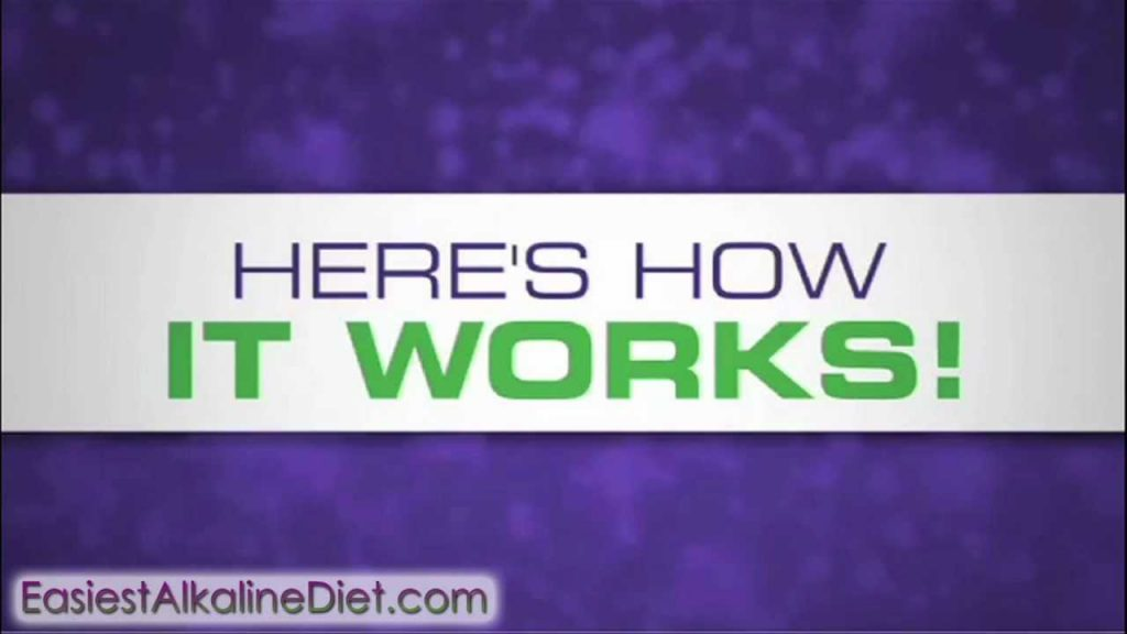 Easy Alkaline Diet – NO RAW FOOD!  Lose Weight and Be SevenPoint2 7.2 PH Alkaline