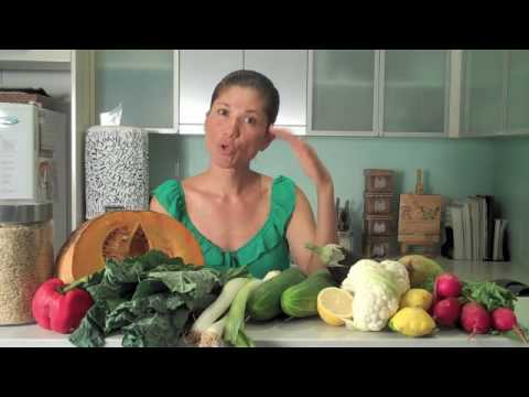 "Yoga Tip: ""Yoga & Alkaline Diet"" by Jemma Rivera from JingLife.com.au"
