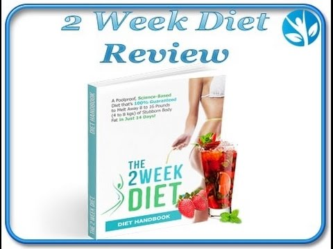 The 2 Week Diet Review and Testimonial
