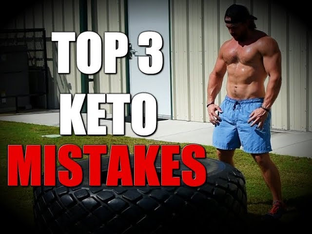 Top 3 Diet Mistakes PLUS Strongman Conditioning Routine