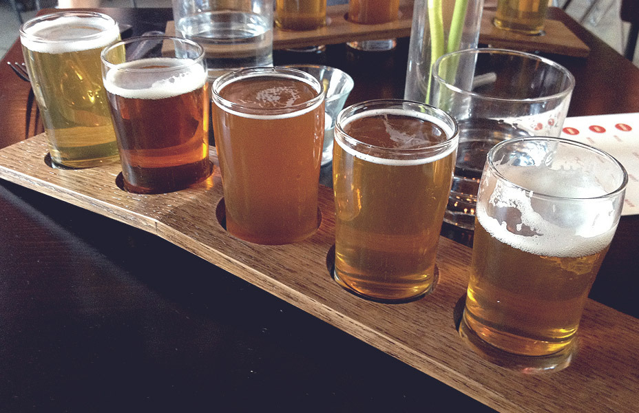 projects beer flight paddles knowhow shop