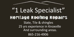 Heritage Roofing Repairs & Maintenance Company