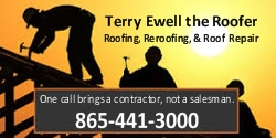 Terry Ewell the Roofer