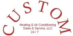 Custom Heating & Air Conditioning, LLC
