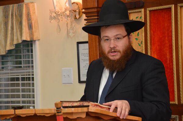 Rav Eliezer Cohen