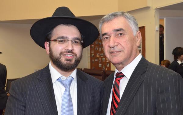 Rabbi P