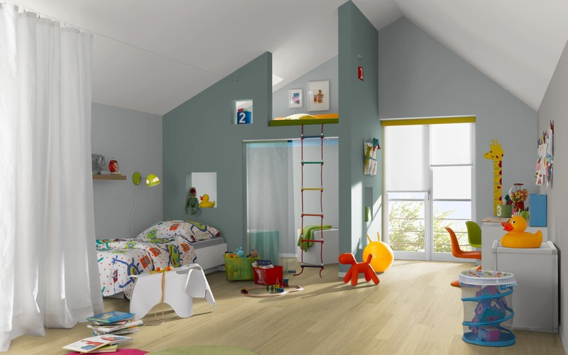 Wandfarben Kinderzimmer