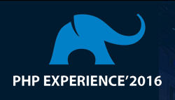PHPExperience 2016