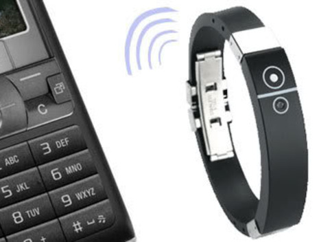 Bluetoothwristband